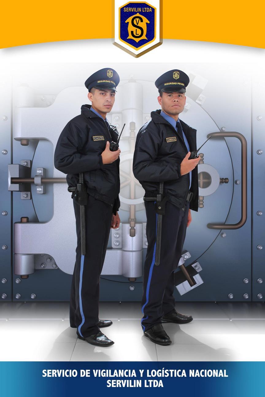 SERVILIN LTDA Servicio de Vigilancia y Logística Nacional